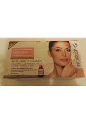 Incarose New Skin Hyaluron Collagen - 10 flaconcini bevibili
