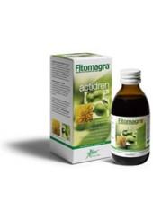 Fitomagra Actidren - Citrus e Tarassaco estratti liofilizzati per attivare il metabolismo e drenare - flacone da 320g